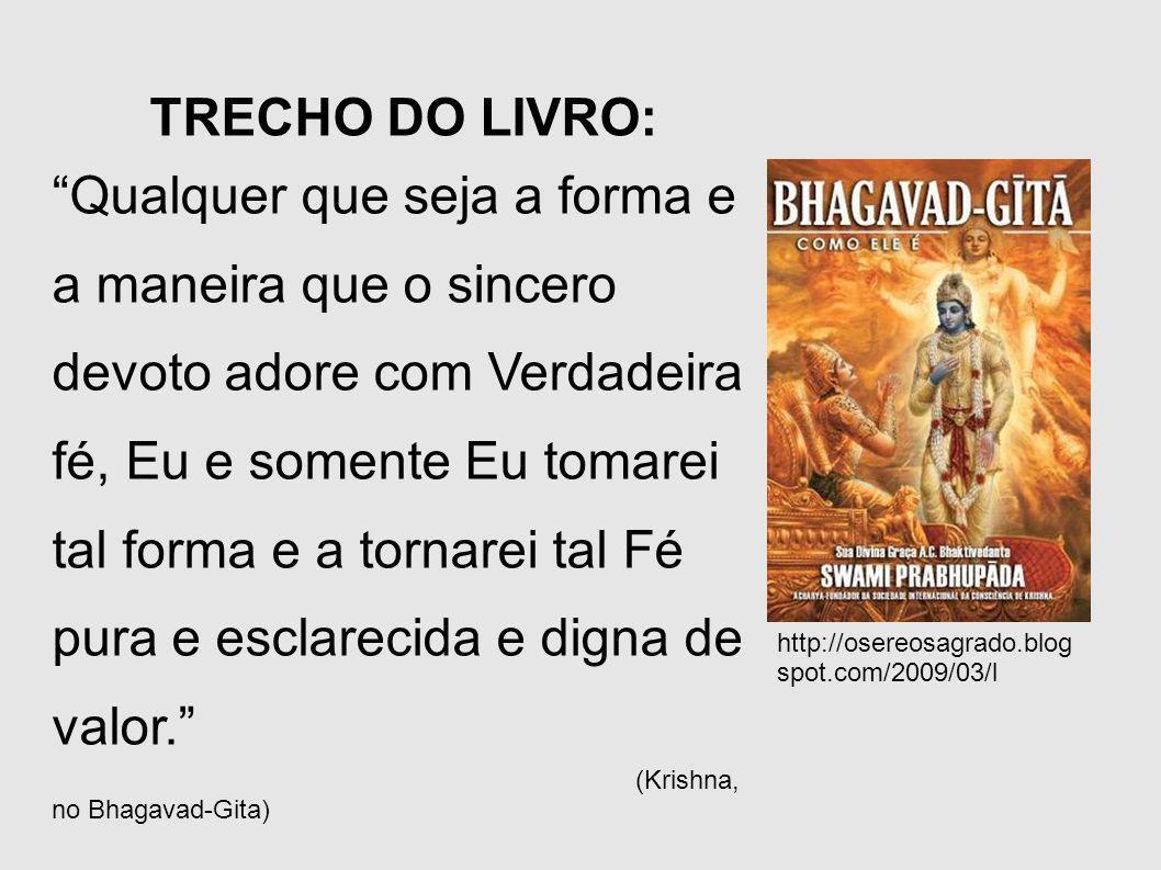 TRECHO DO LIVRO: