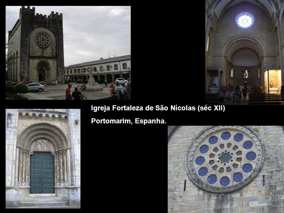 Igreja Fortaleza de São Nícolas (séc XII)