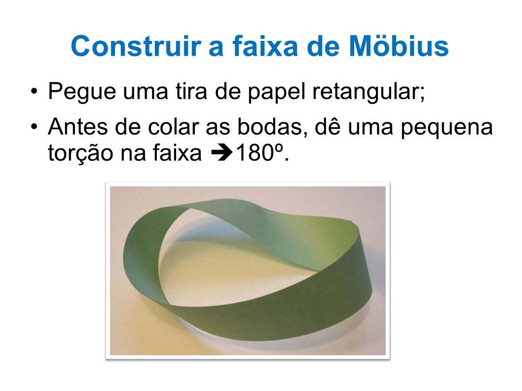Construir a faixa de Möbius