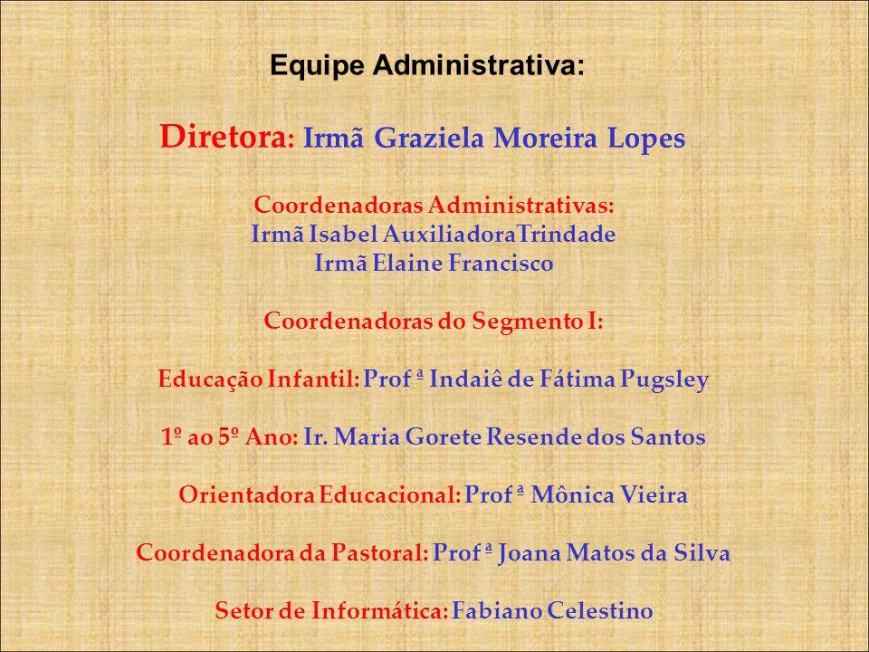 Equipe Administrativa: