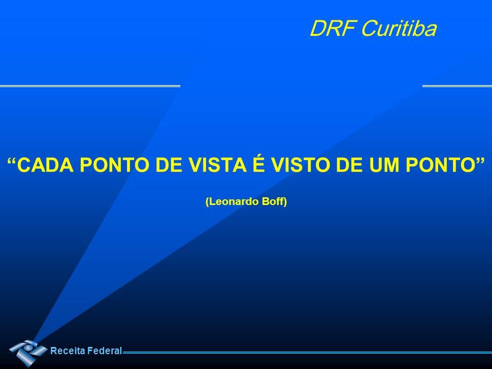 CADA PONTO DE VISTA É VISTO DE UM PONTO (Leonardo Boff)