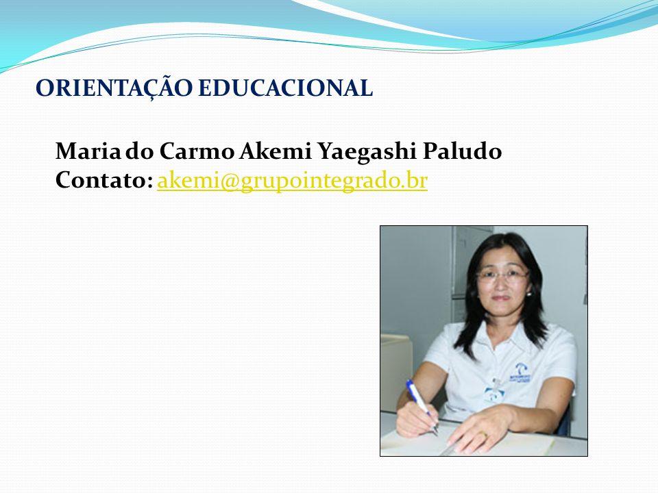 ORIENTAÇÃO EDUCACIONAL