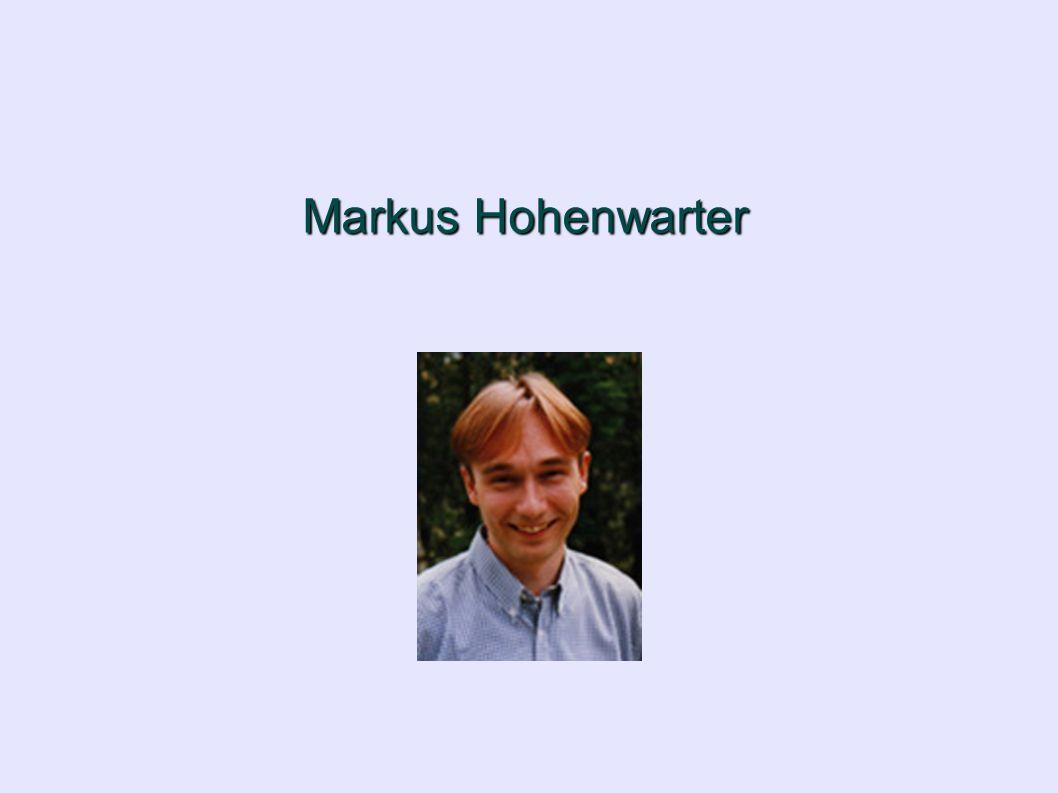 Markus Hohenwarter