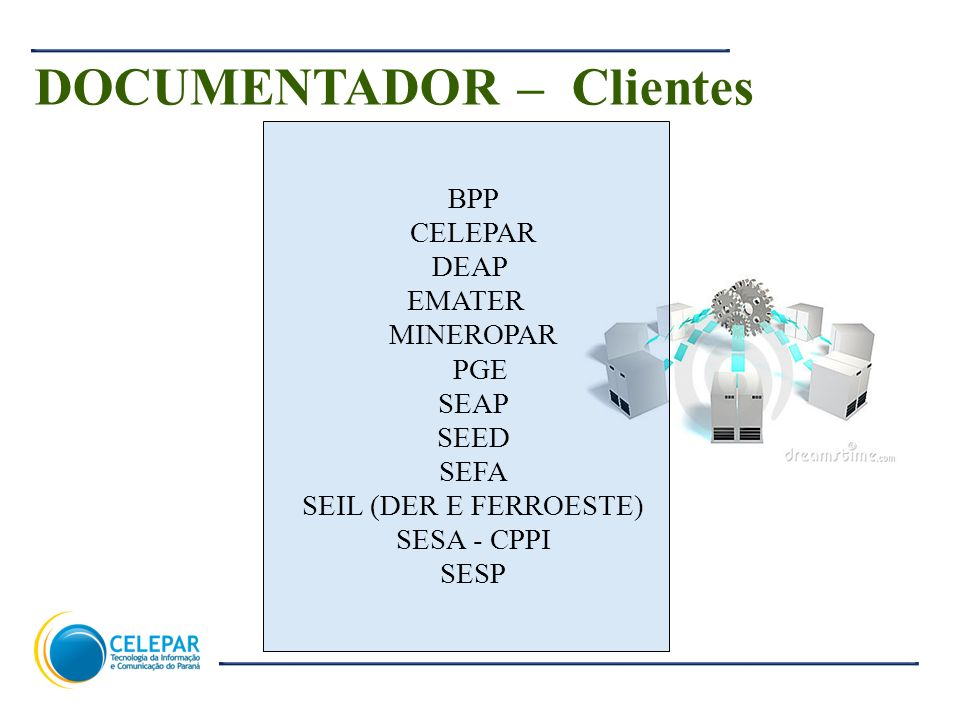DOCUMENTADOR – Clientes