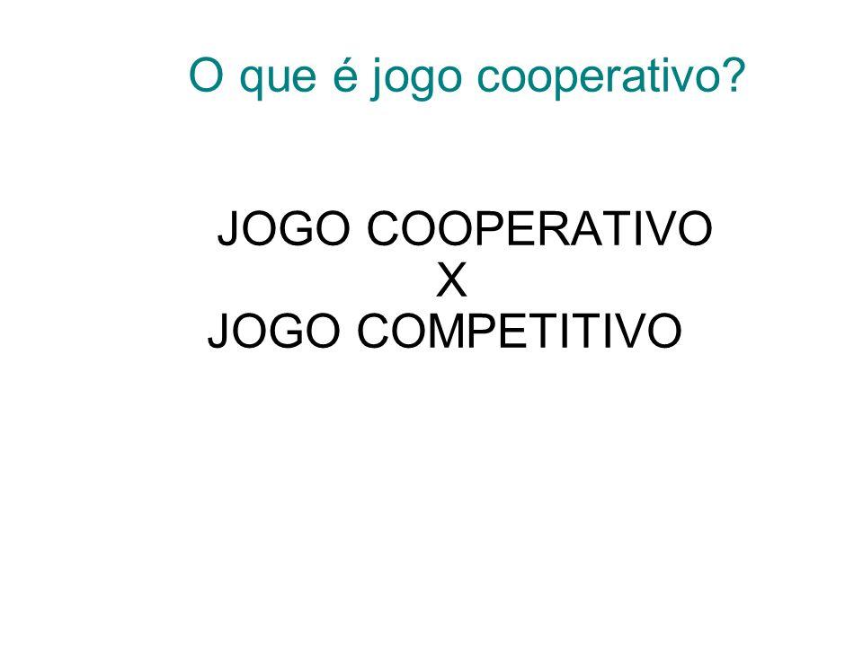 O que é jogo cooperativo