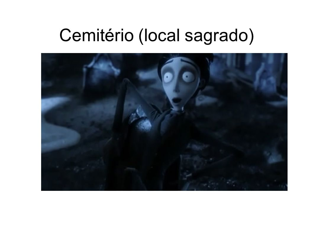 Cemitério (local sagrado)‏