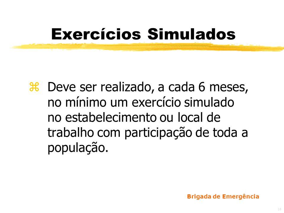 Exercícios Simulados