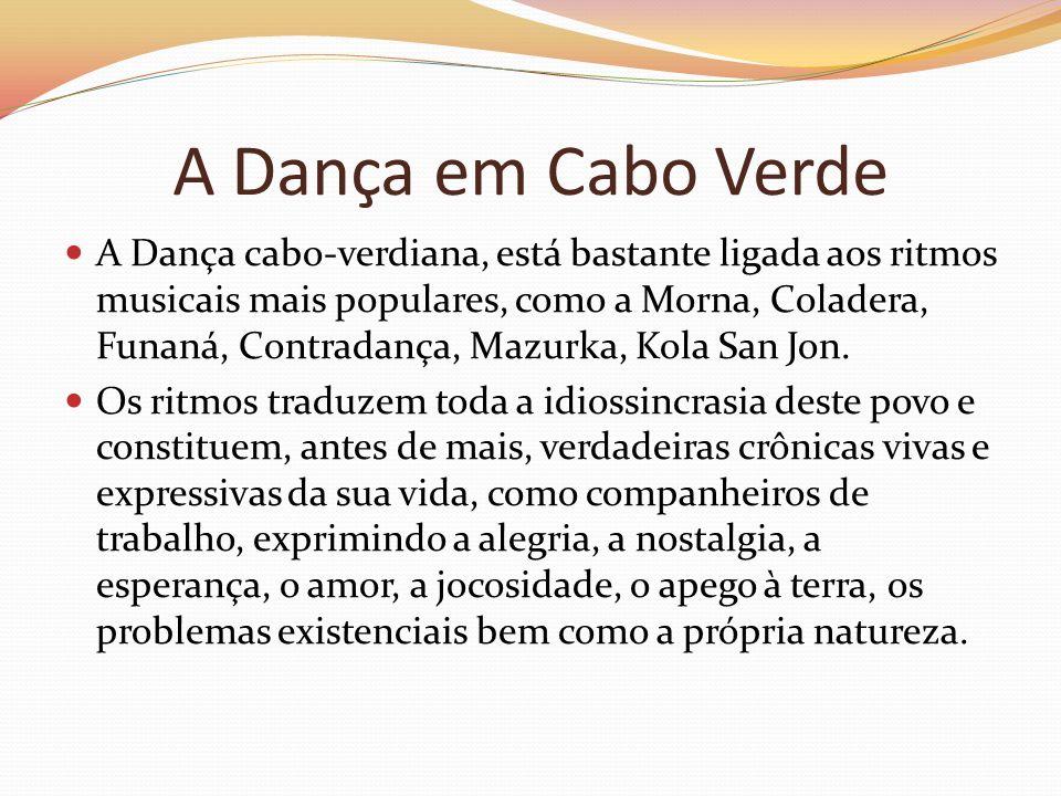A Dança em Cabo Verde