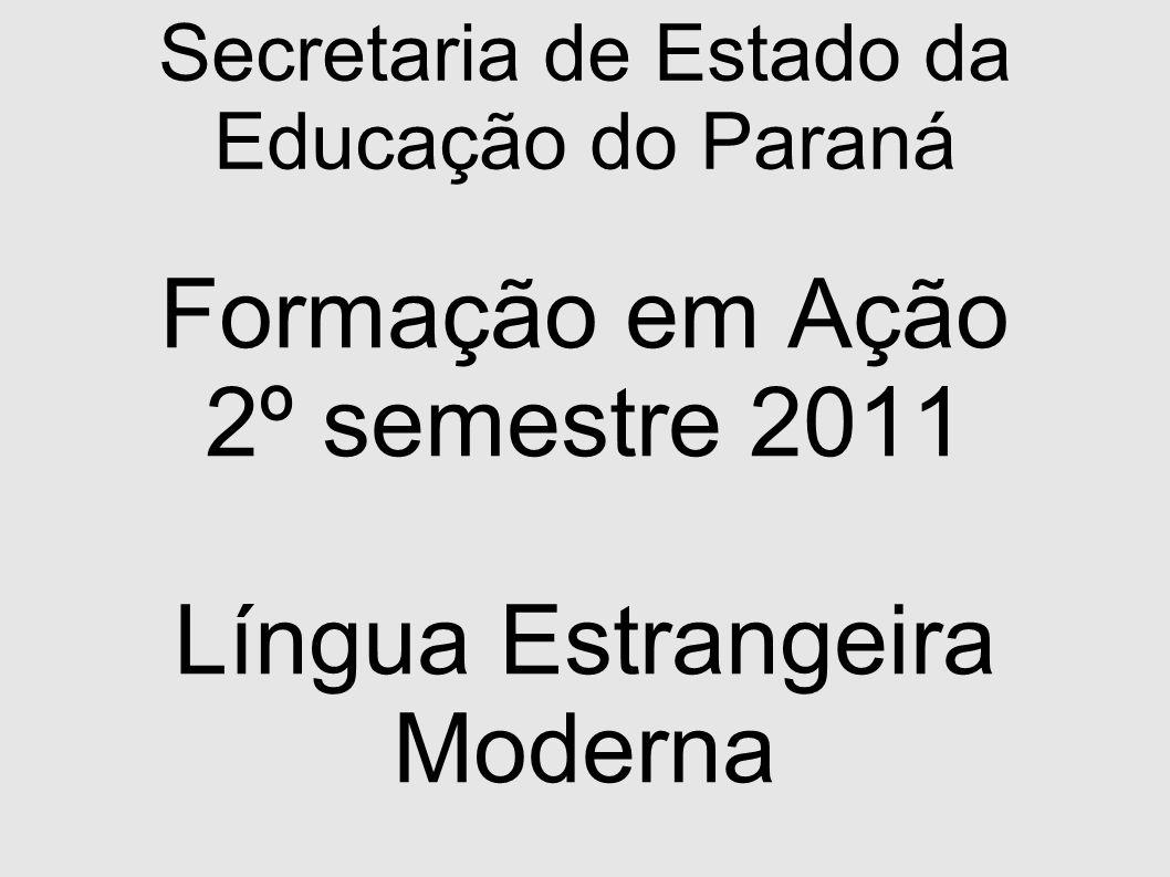 Secretaria de Estado da Educação do Paraná
