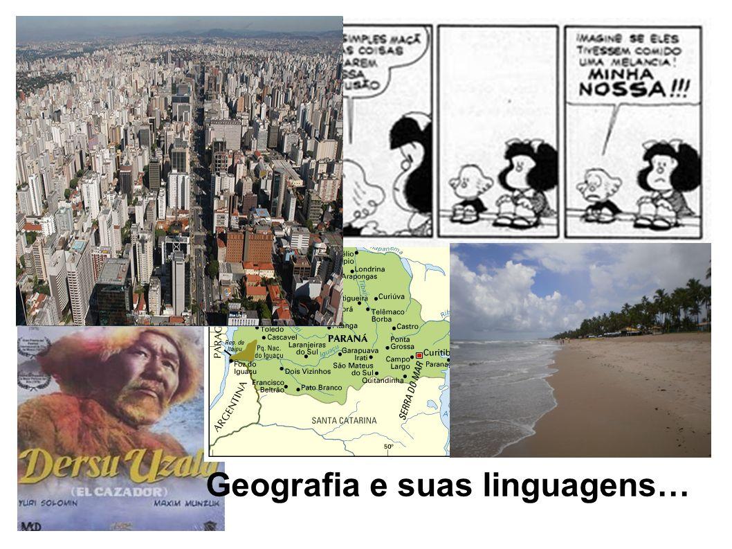 Geografia e suas linguagens…