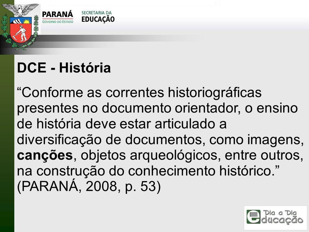DCE - História