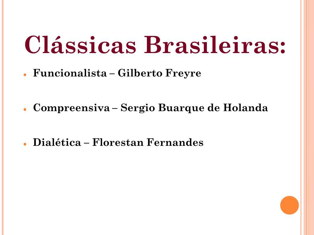 Clássicas Brasileiras: