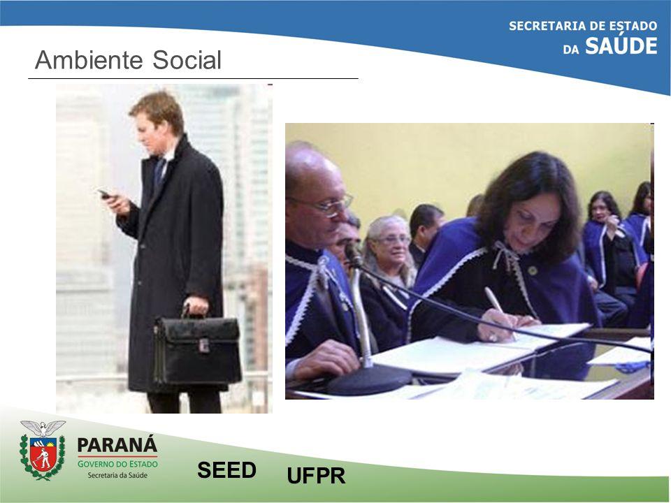 Ambiente Social UFPR SEED
