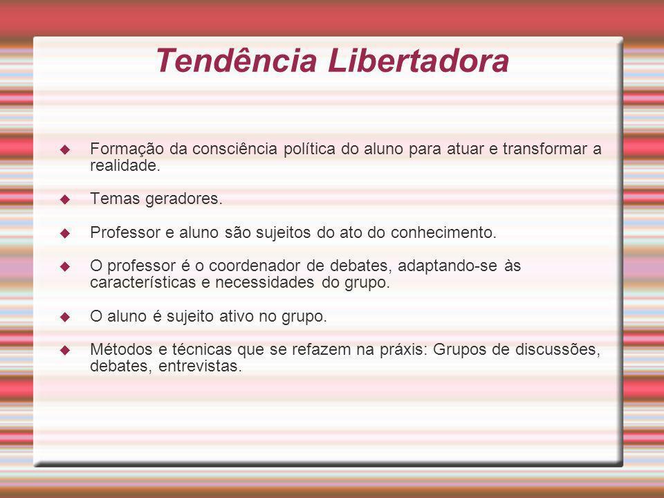 Tendência Libertadora