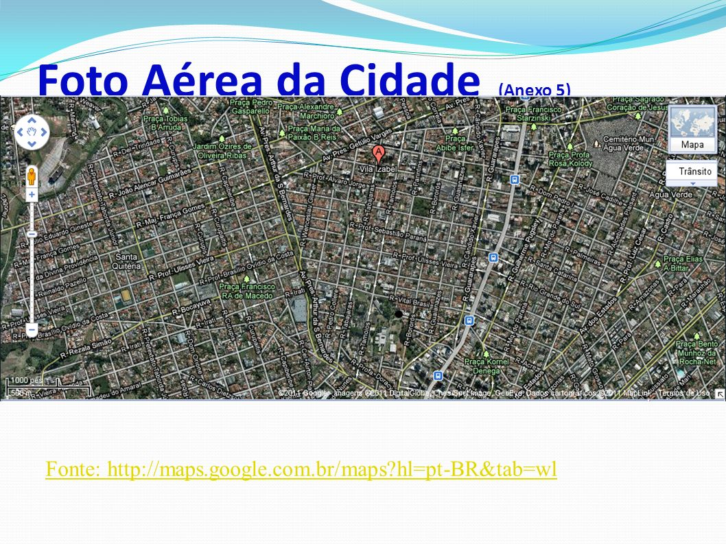 Foto Aérea da Cidade (Anexo 5)