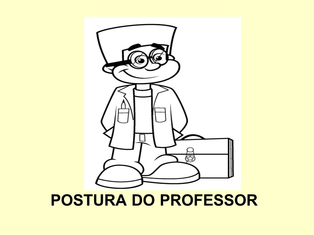 POSTURA DO PROFESSOR 17