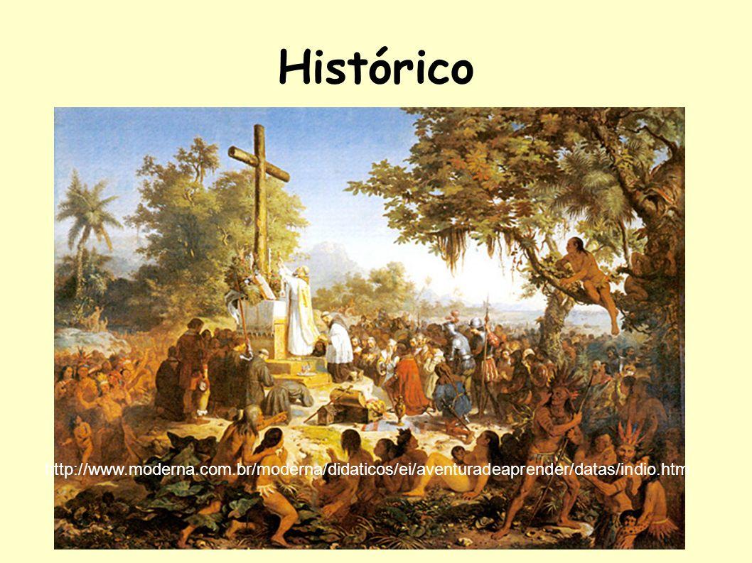 Histórico http://www.moderna.com.br/moderna/didaticos/ei/aventuradeaprender/datas/indio.htm.