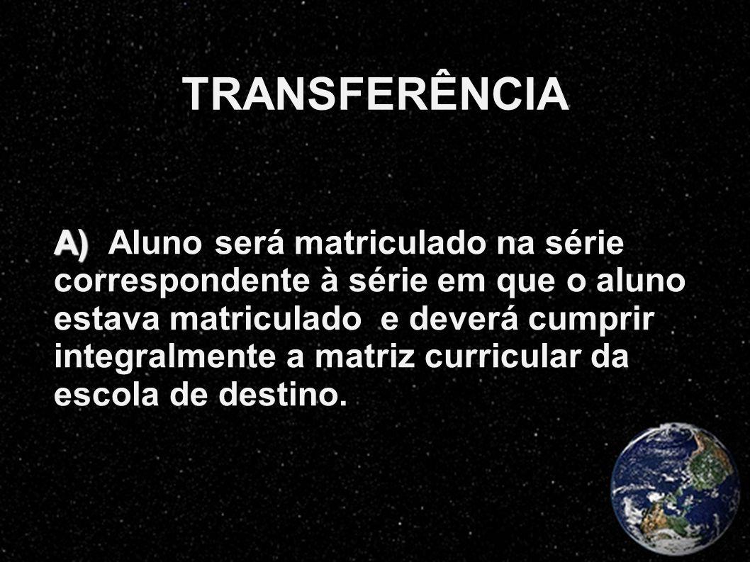 TRANSFERÊNCIA
