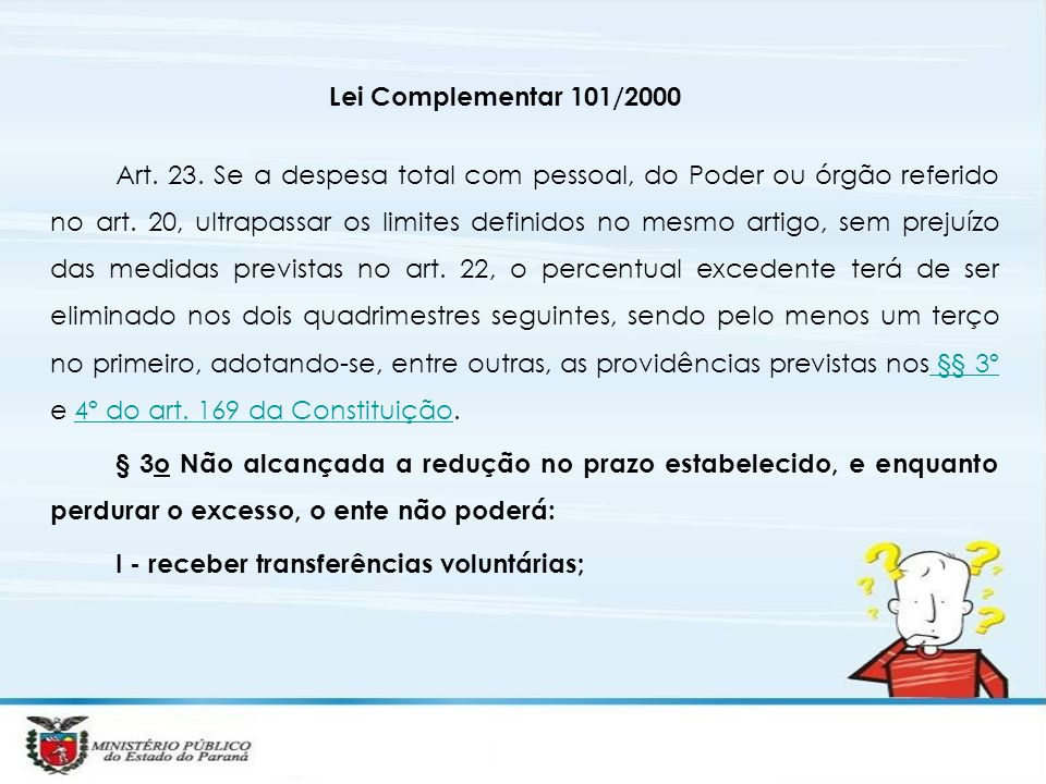 Lei Complementar 101/2000