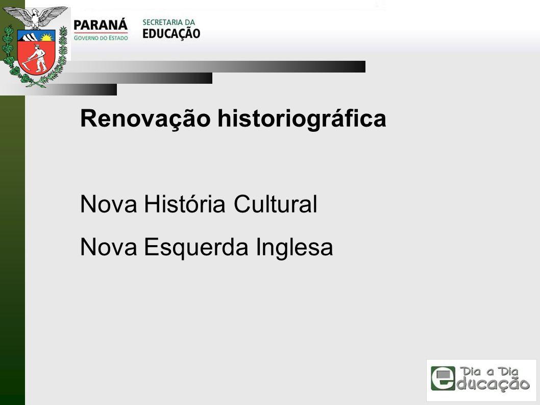 Renovação historiográfica