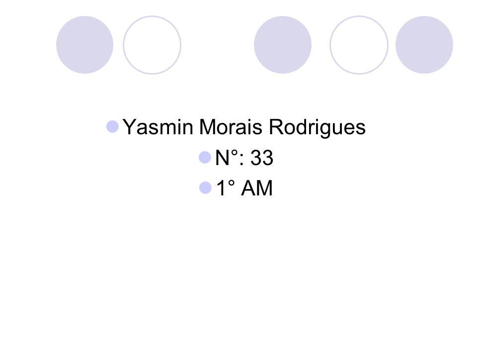 Yasmin Morais Rodrigues