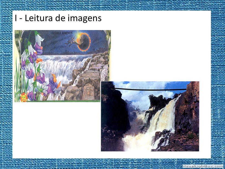 I - Leitura de imagens