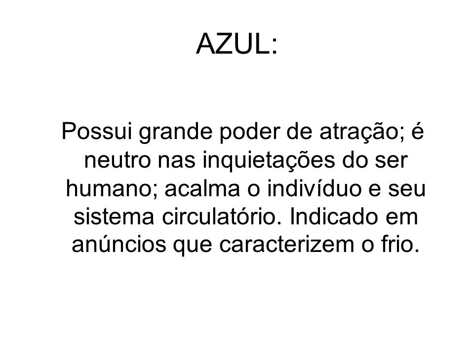 AZUL: