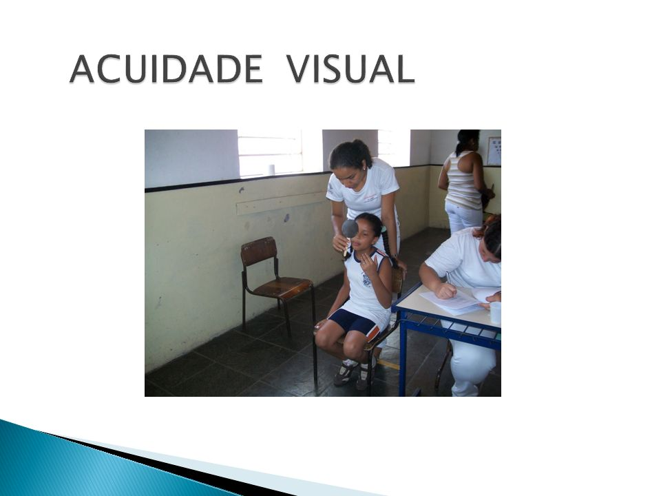 ACUIDADE VISUAL