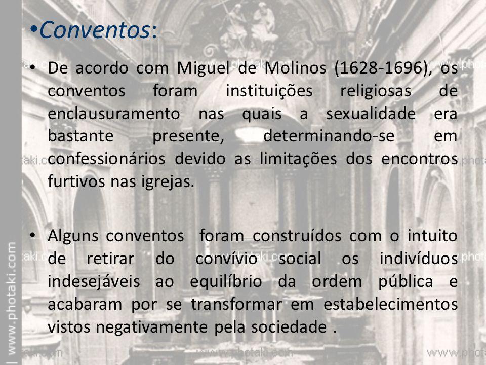 Conventos: