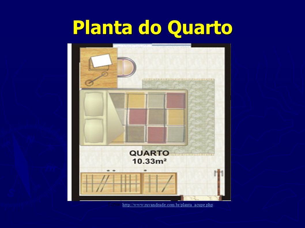 Fonte: http://www.ruyandrade.com.br/planta_acupe.php