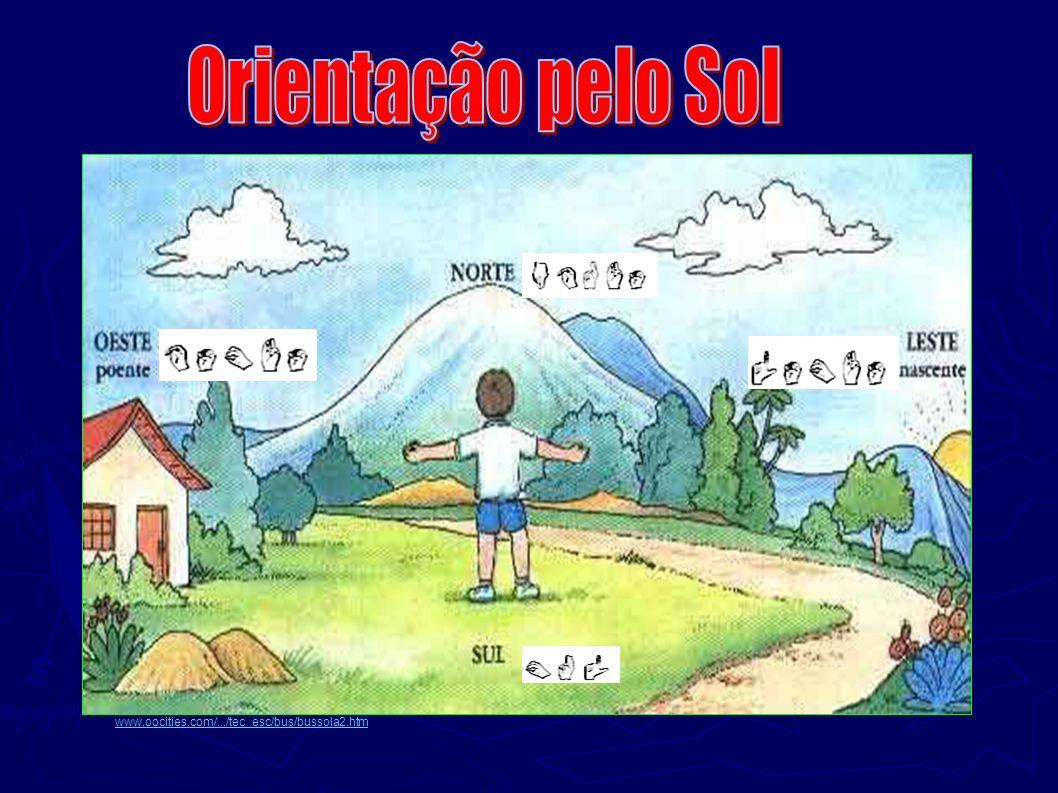 Orientação pelo Sol www.oocities.com/.../tec_esc/bus/bussola2.htm