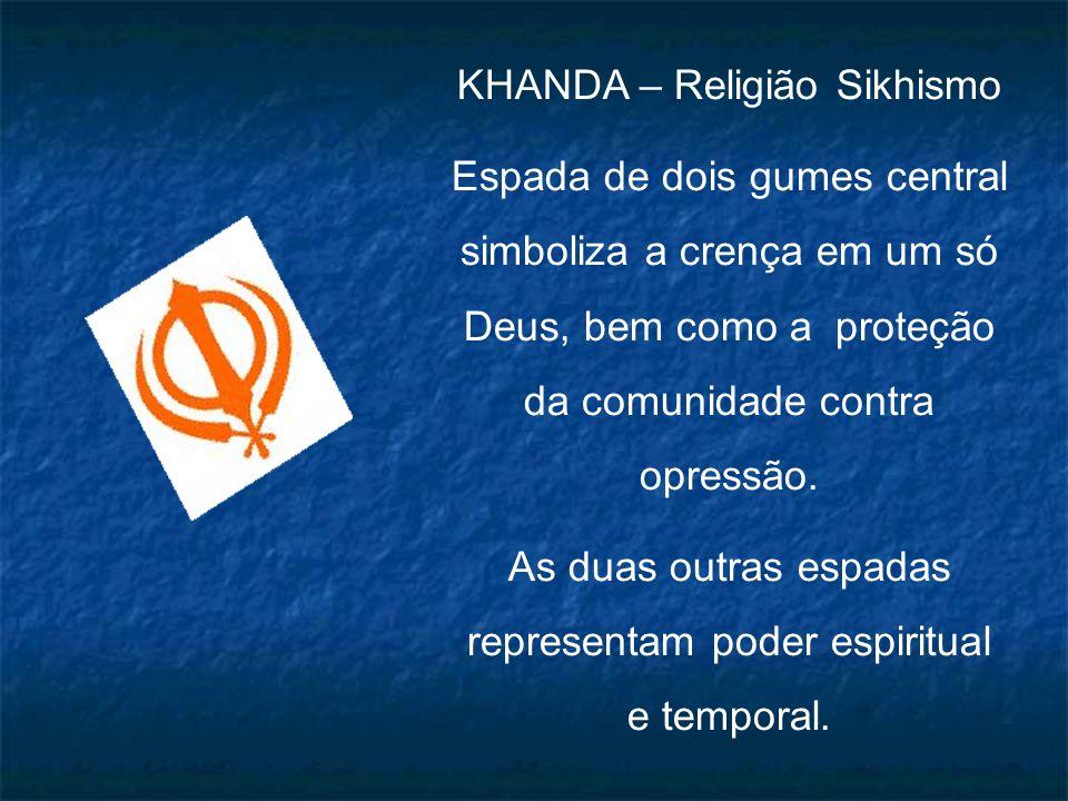 KHANDA – Religião Sikhismo