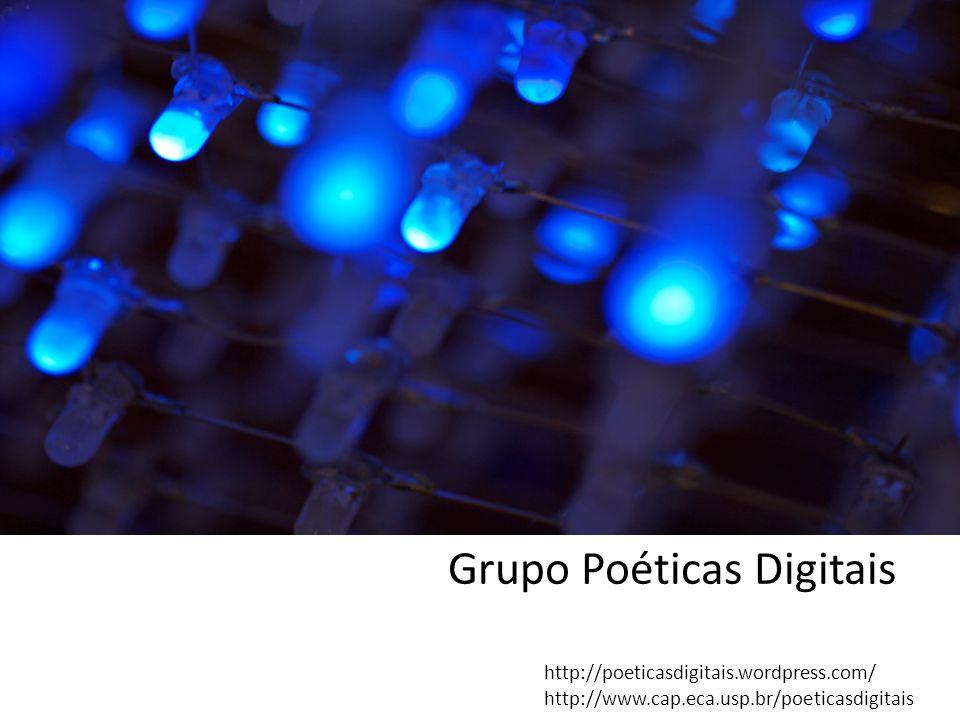 Grupo Poéticas Digitais