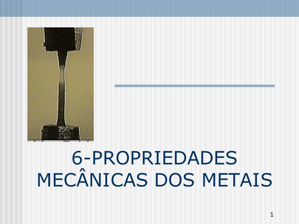 6-PROPRIEDADES MECÂNICAS DOS METAIS