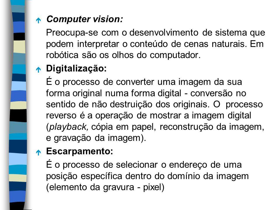Computer vision: