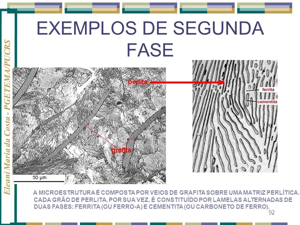 EXEMPLOS DE SEGUNDA FASE