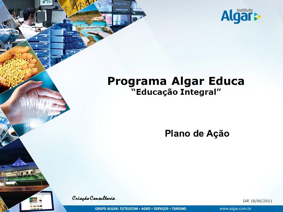 Programa Algar Educa Educação Integral