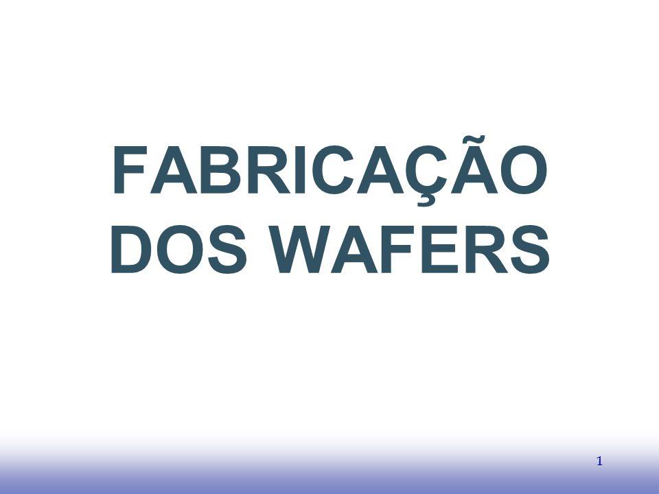 EE141 FABRICAÇÃO DOS WAFERS 1