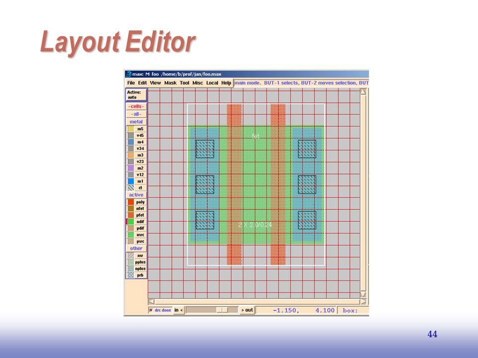EE141 Layout Editor 44