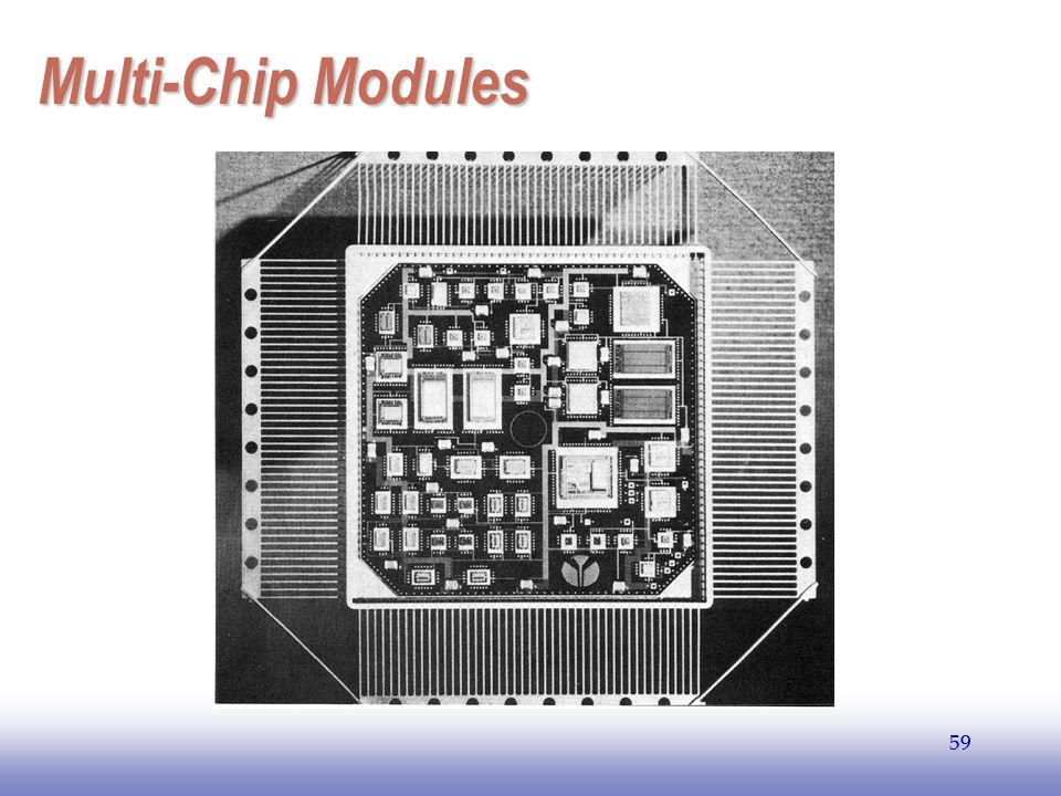 EE141 Multi-Chip Modules 59