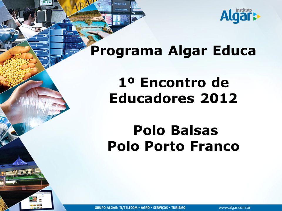 1º Encontro de Educadores 2012