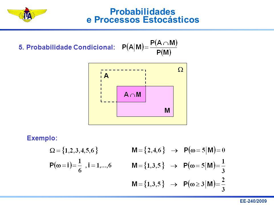 5. Probabilidade Condicional:
