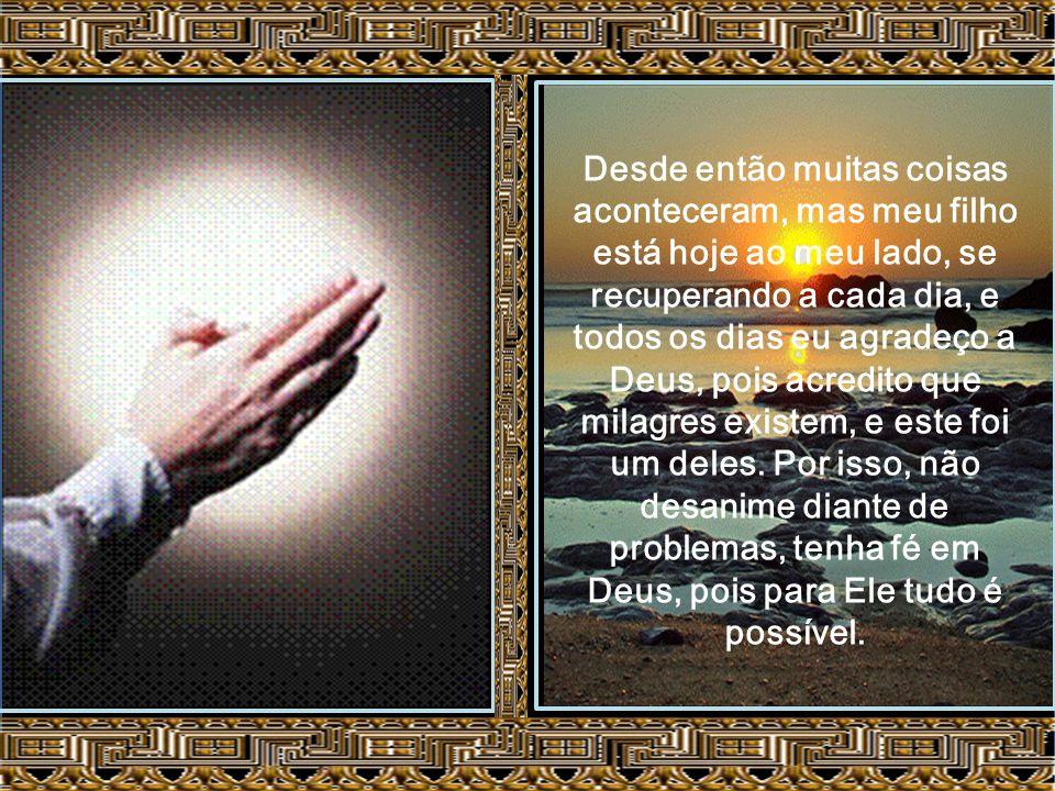O PODER DA ORAÇÃO -Meu Testemunho- Maria Ely Blank
