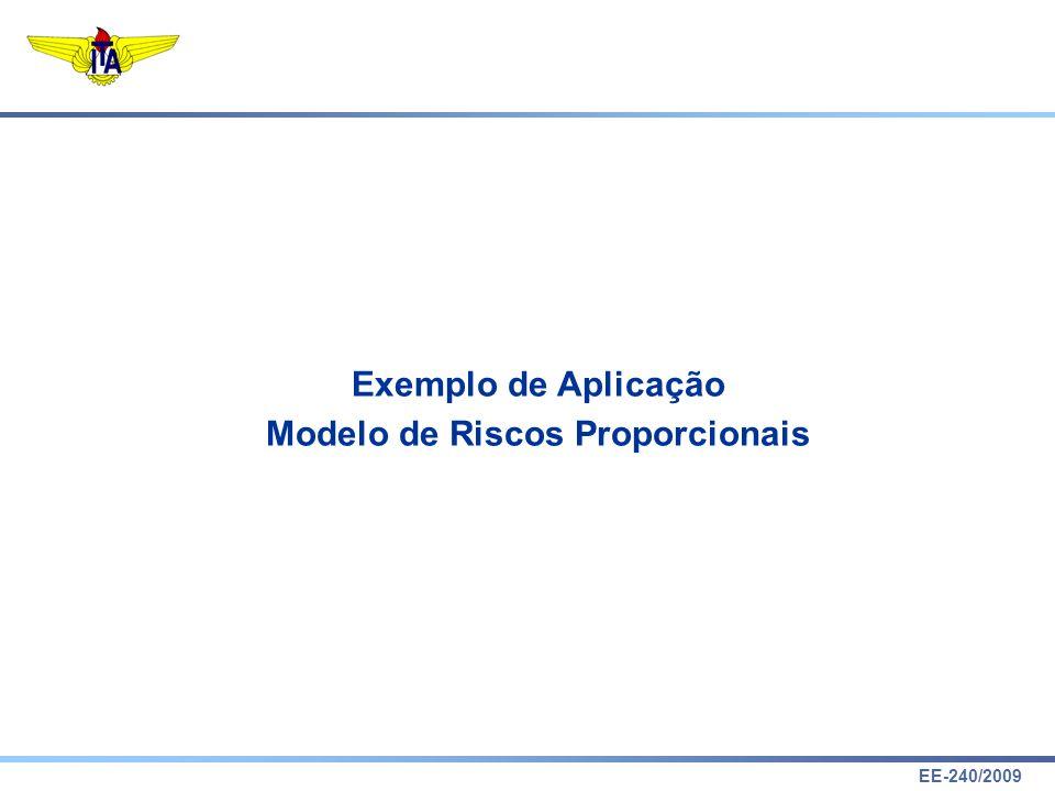 Modelo de Riscos Proporcionais