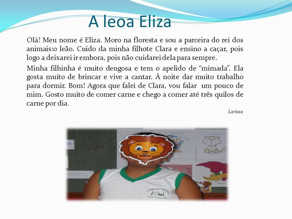 A leoa Eliza