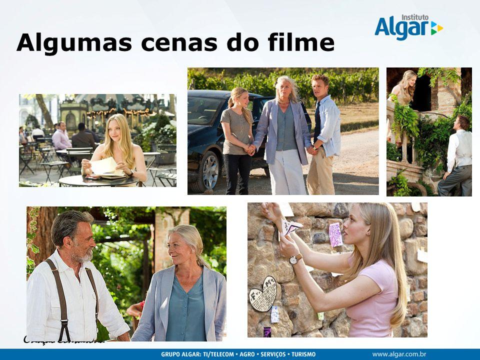 Algumas cenas do filme