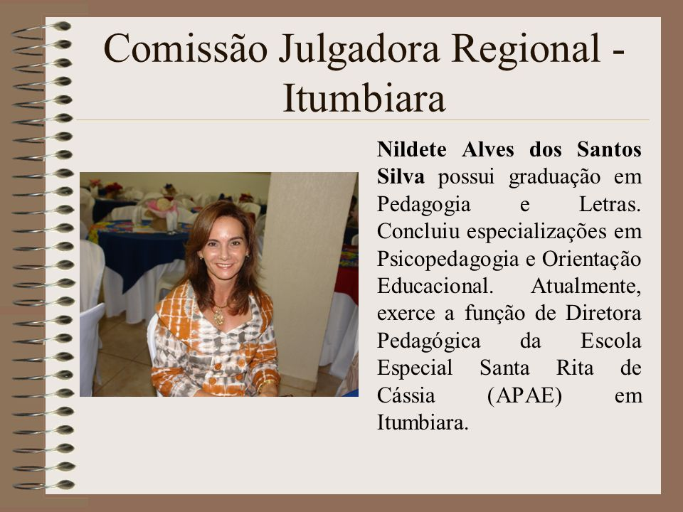Comissão Julgadora Regional - Itumbiara