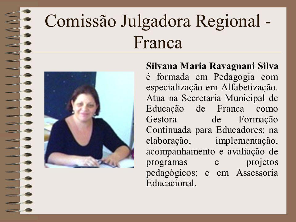 Comissão Julgadora Regional - Franca