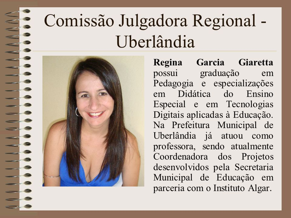 Comissão Julgadora Regional - Uberlândia