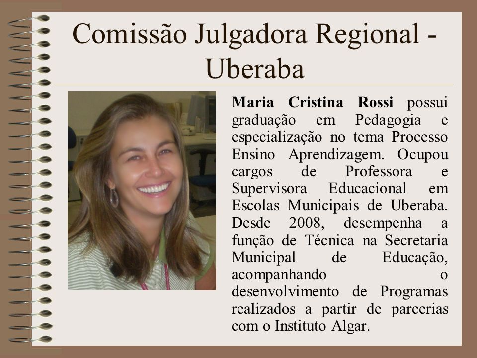 Comissão Julgadora Regional - Uberaba